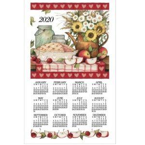 Key Dee Designs Linen Calendar